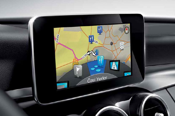Garin-Navigasyon-Mercedes